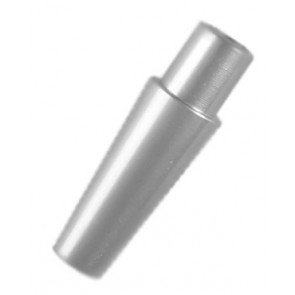 Hose-end-piece aluminium
