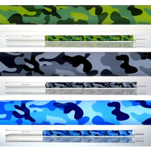 Camouflage Devil Smoke Glass Hose Tip