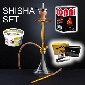 SHISHA-SETS